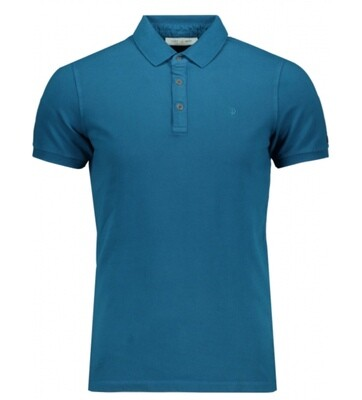 CAST IRON | POLO | cpss212856 blauw