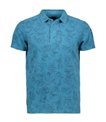 PME | POLO | ppss212865 blauw