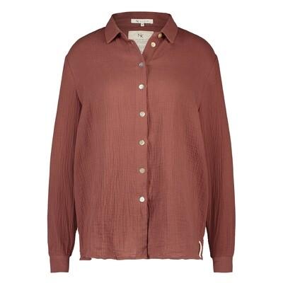 NUKUS | BLOUSE | barbara blouse new terra