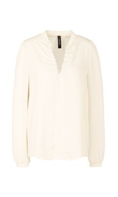 MARC CAIN | BLOUSE | rc 5114 w36 off white