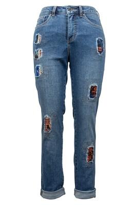 JOSEPH RIBKOFF  | JEANS | 213980 bl.jeans
