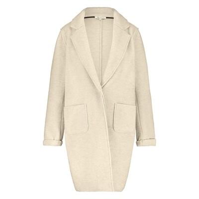 NUKUS   COAT   minte coat w21 off white