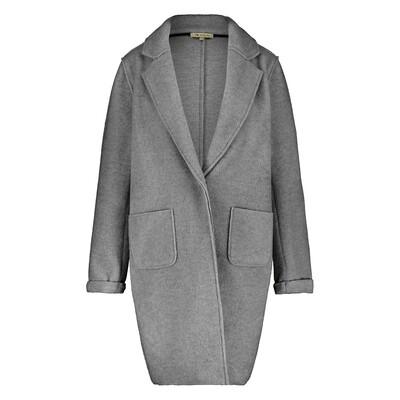 NUKUS   COAT   minte coat w21 antra