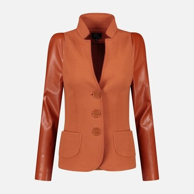 ML COLLECTIONS | BLAZER | 70356 roest