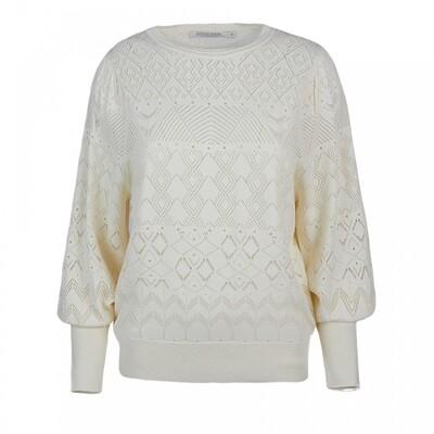 Sweater gewerkt