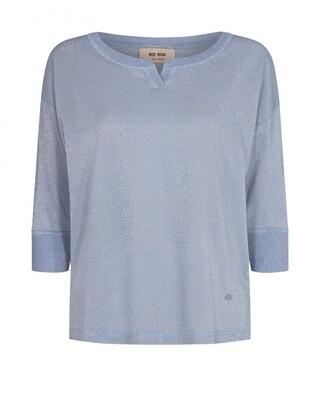 Shirt driekwart mouwen