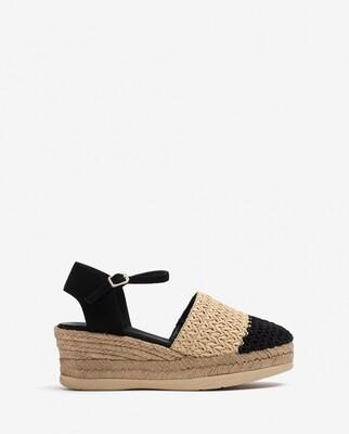Schoen met sleehak