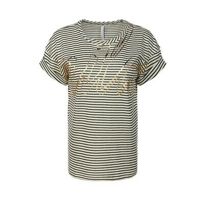 T-shirt streep