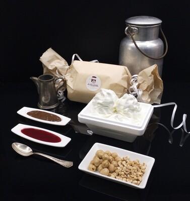 Cofanetto Yogurt Soft S, indicato per 1-2 persone