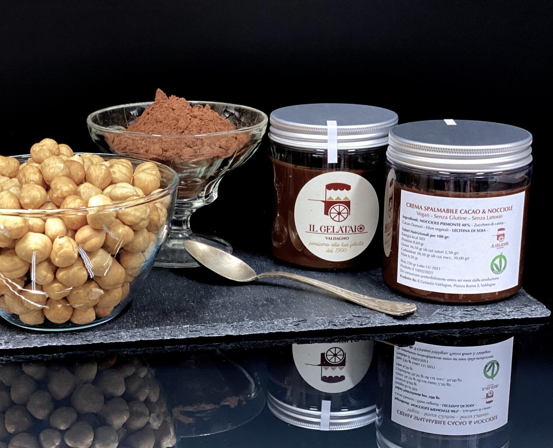 Crema spalmabile Vegan 🌱 Cacao & Nocciole