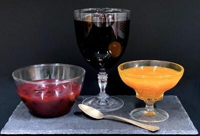 Salse Artigianali di Creme o Frutta senza lattosio 🌱