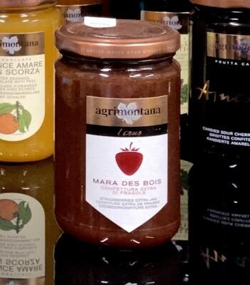 "Confettura Extra di Fragole ""Mara des bois"""