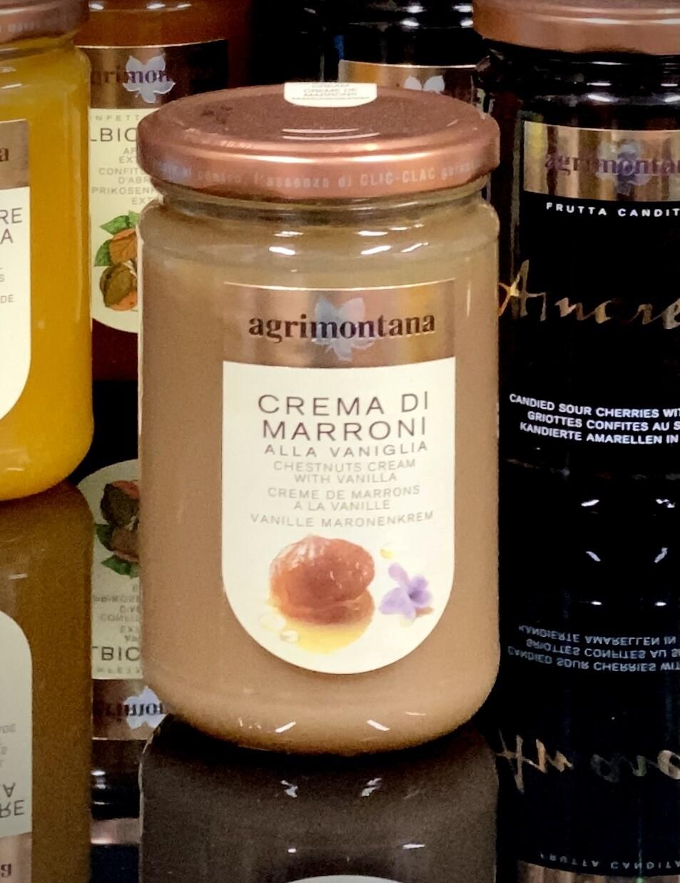"""""""Crema di Marroni"""" alla vaniglia"""