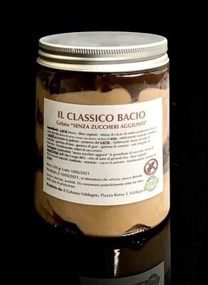 """Il Classico Bacio """"PRIVO di zuccheri aggiunti"""""""
