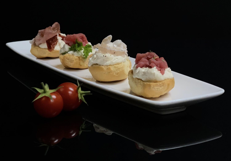 Gelato gastronomico di Senape
