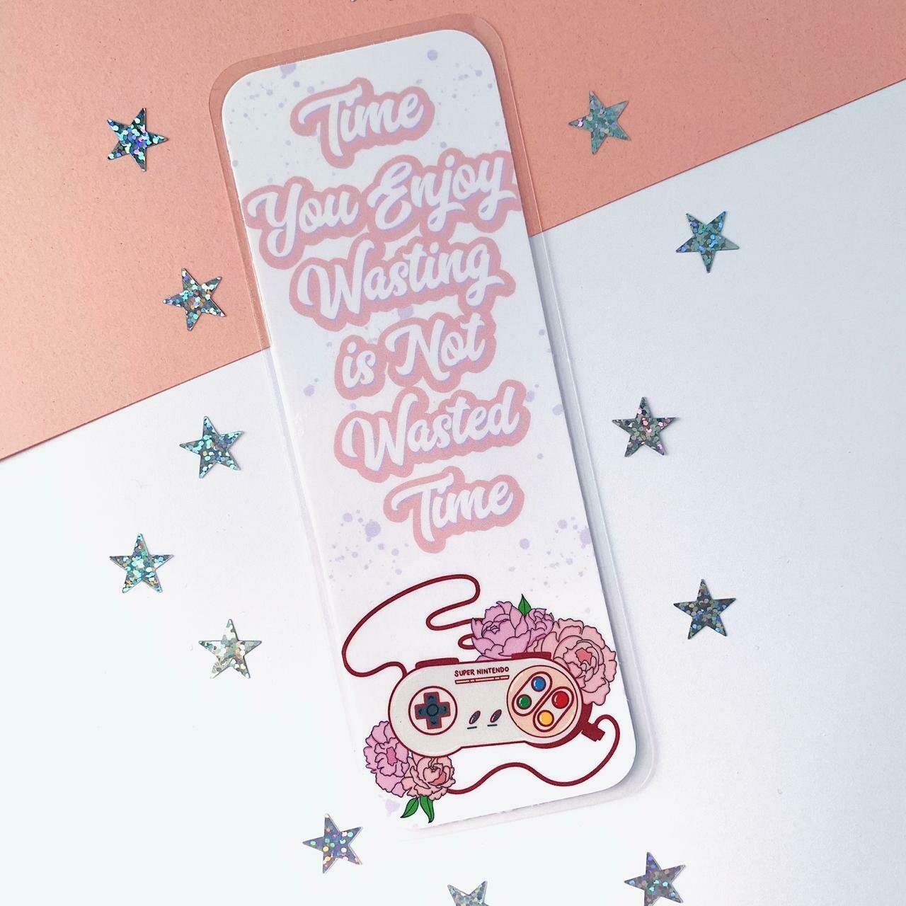 Cute Gamer Bookmark