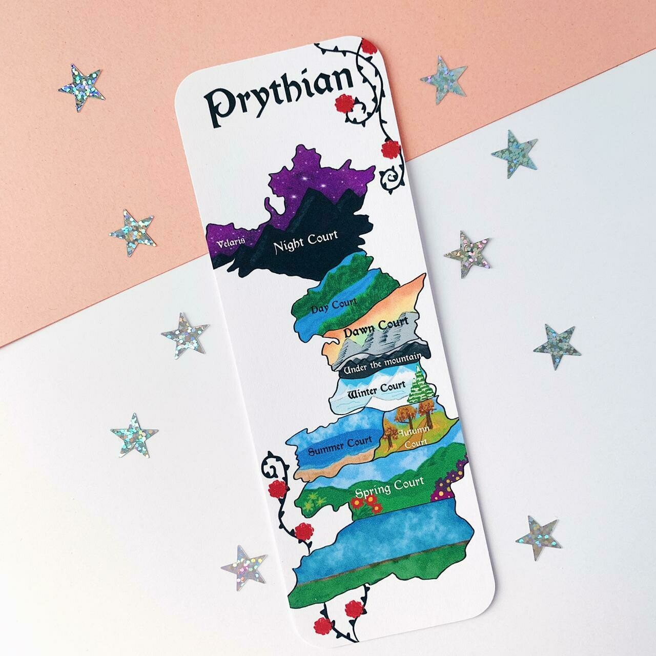 Prythian bookmark