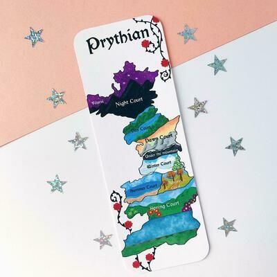 Prythian bookmark