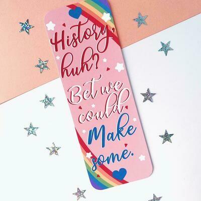 History, huh? bookmark