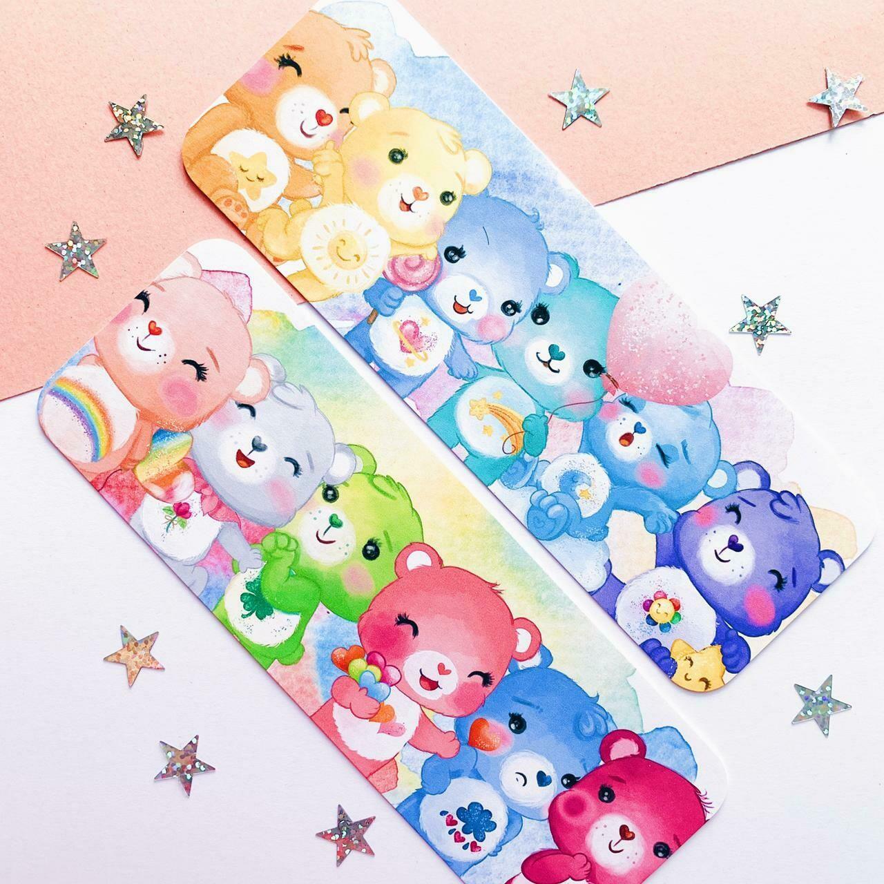 Cute Bears Bookmark Bundle