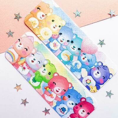 Cute Bears Bookmark Bundle