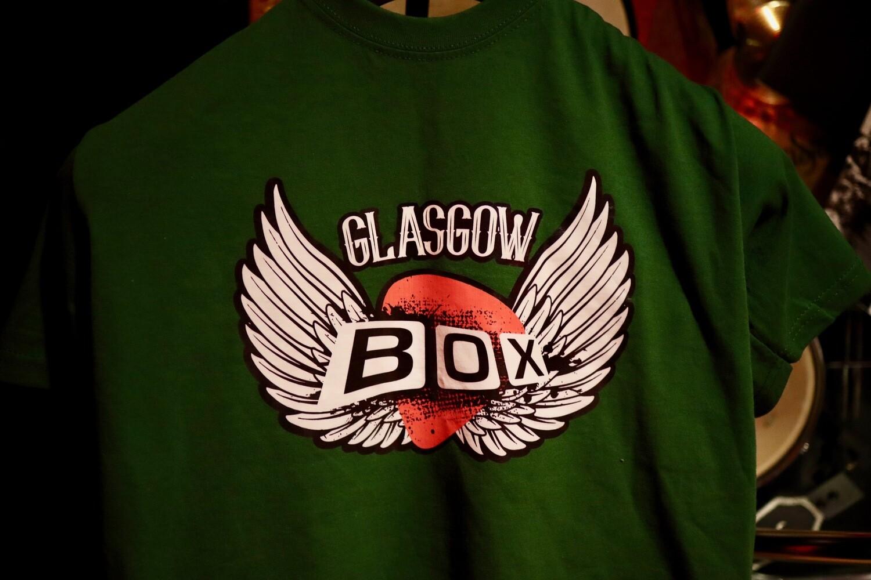 Box Logo Tee (Bottle Green)