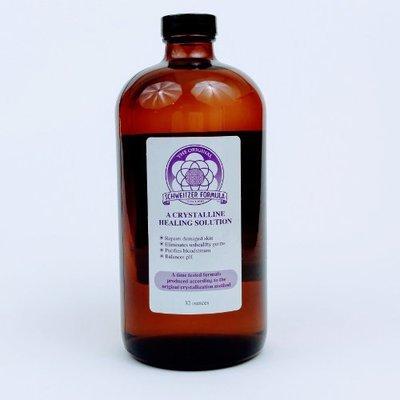 Schweitzer Formula 32oz Glass Bottle