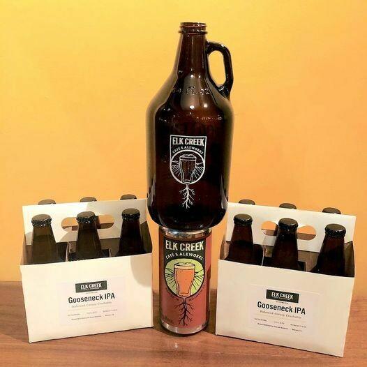 Gooseneck IPA 12oz Bottles