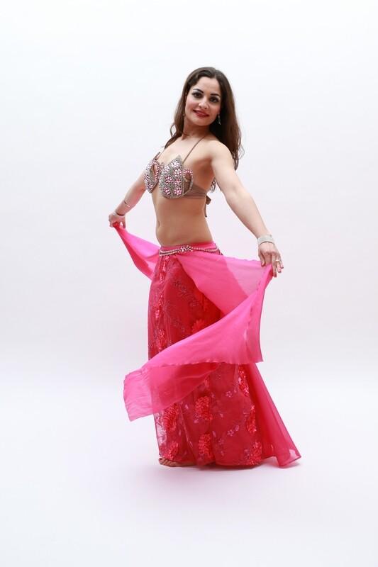 OMNIA digitale Monatskarte Orientalischer Tanz Anfänger + Bellyfit ®