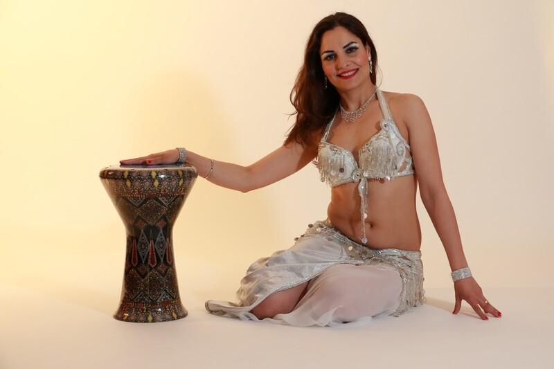 OMNIA digitale Monatskarte Orientalischer Tanz Mittelstufe +Bellyfit®