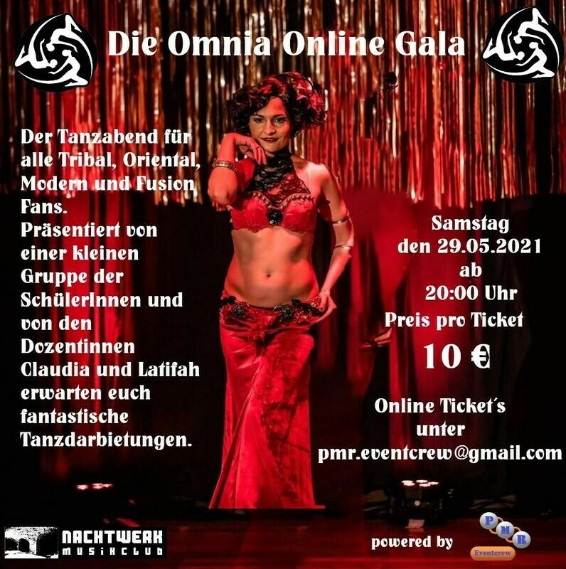 OMNIA-Online Gala Ticket