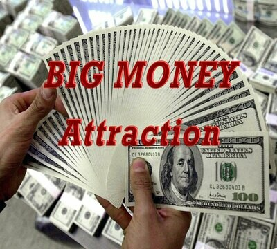Big Money Attraction Spell