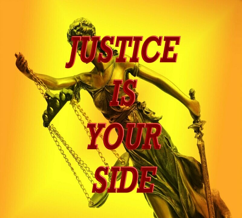 Court Case Justice is on Your Side
