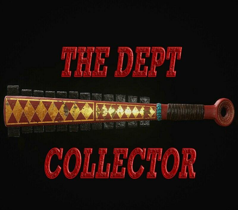 The Debt Banishing Spell