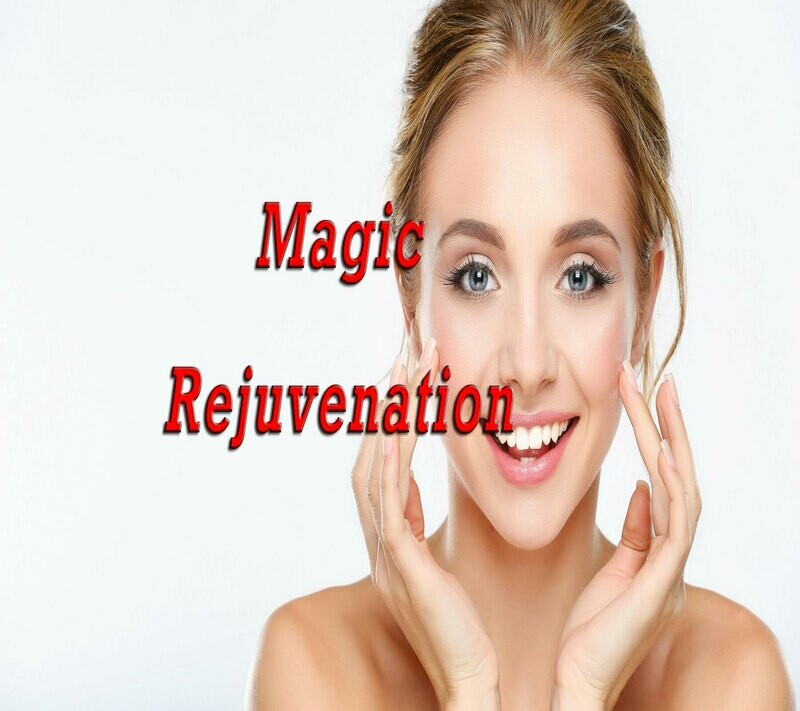 Anti-aging Spell for Her or Him