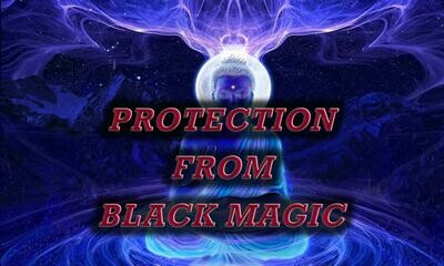 Mind Protection From Black Magic, Spirits, Demons Spell