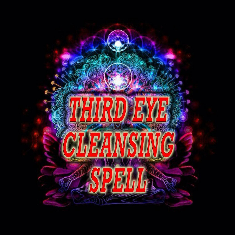 Third Eye Cleansing Spell