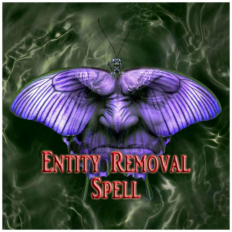 Entity Removal Spell Remove Negative Entity