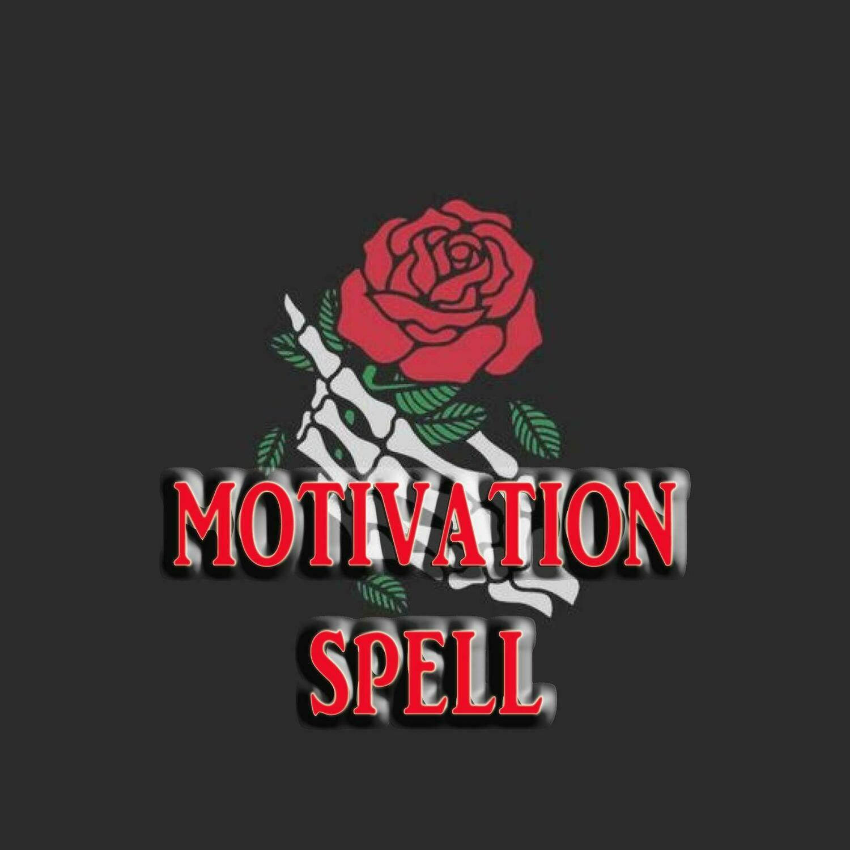 Get Motivation Spell Motivate Me