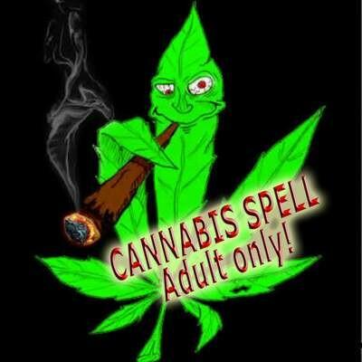 Cannabis Spell Magic MJ Accessories