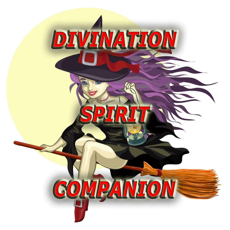 Divination Spirit Companion Mystery Binding Spell
