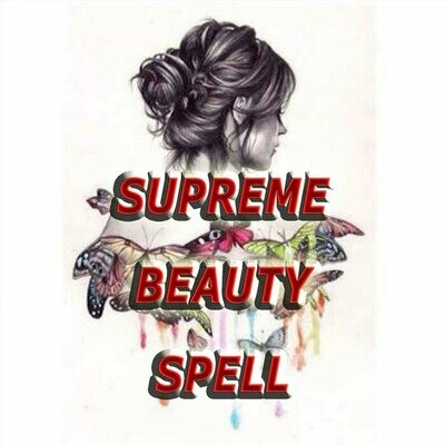 Supreme Beauty Spell That Work