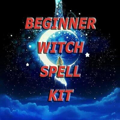 Beginner Witch Spell Kit