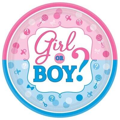 Baby Gender Spell «Boy or Girl»