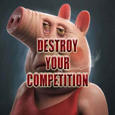 Destroy Your Competition Spell