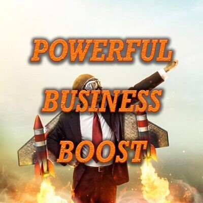 Powerful Business Magic Spell