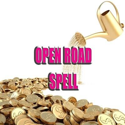 Open Road Spell