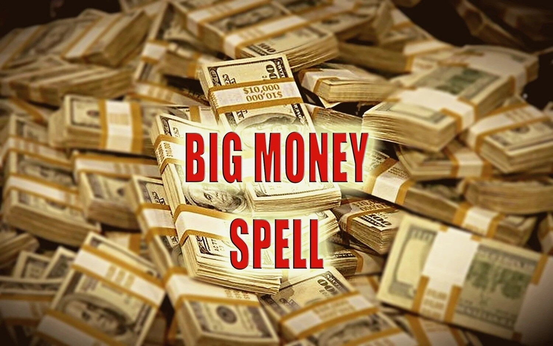 Big Money Attraction Spell
