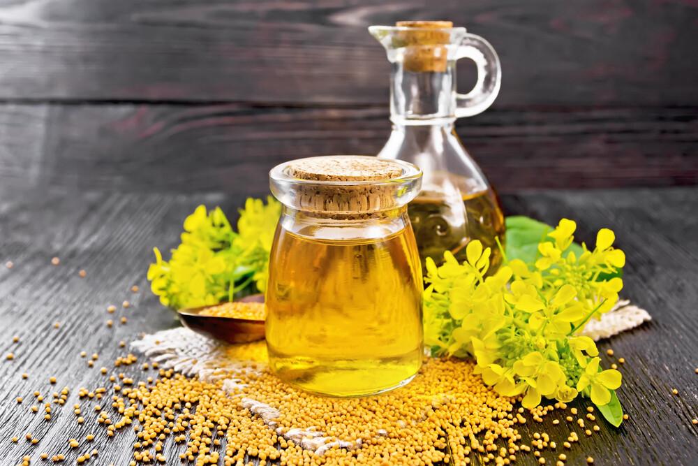 Mustard Oil (Sarson Oil)