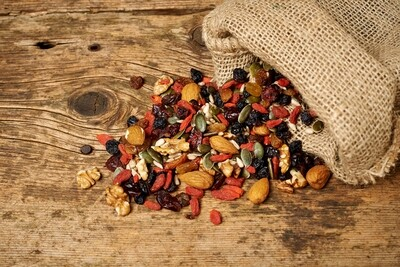 Roasted Seeds and Nuts